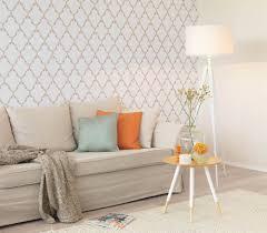 Wohnzimmer Tapeten Ideen Modern 20 Bezaubernd Bilder Tapeten Kombinationen Wohnzimmer Ideen