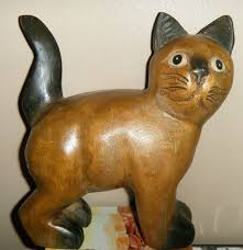 207 best cat wooden figurines images on wooden