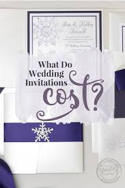 wedding invitation cost what do wedding invitations cost charmcat