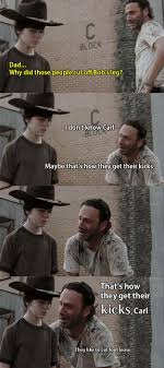 Carl Walking Dead Meme - hey carl 30 dead funny reasons why the classic walking dead