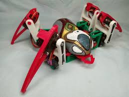 diy spider robot quad robot quadruped 14 steps pictures