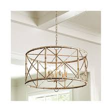 ballard designs black friday bamboo 6 light chandelier ballard designs