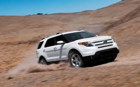 Ford Explorer Off Road Parts - 2012 ford explorer ecoboost first test truck trend