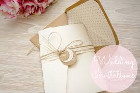 Blank Wedding Invitation Card Stock Diy Wedding Invitations Cards U0026 Pockets Youtube