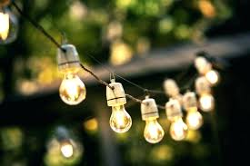 outdoor bulb string lights hanging lighting ideas battery operated hanging lights outdoor bulb
