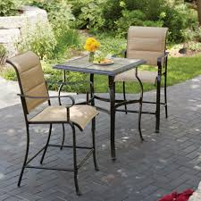 Patio High Table by Bar Furniture Patio Furniture High Top Table And Chairs Small