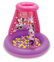 Minnie Mouse Bathroom Accessories by Amazon Com Minnie Mouse Disney Color N U0027 Play Activity Playland