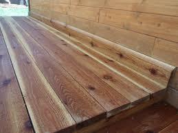 cedar deck u0026 pergola justin bates construction