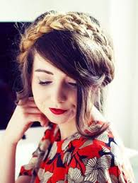 zoe sugg halo braid ombre i know how to do this and i love it
