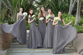 blue gray bridesmaid dresses edressit fashion evening dress formal wear for