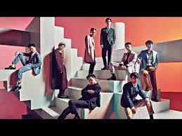 exo japan album exo japan website drop another countdown teaser album details