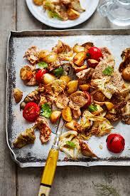 cuisiner avec la plancha sauté de porc mariné et légumes à la plancha recette interfel