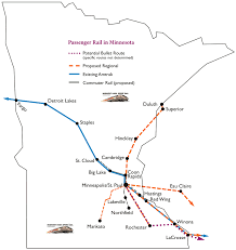 Amtrak Rail Map Evansville Rail
