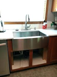 kitchen sink clogged both sides kitchen sink waste disposal garbage disposal on small bowl kitchen