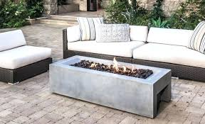 large fire pit table table fire pit propane providence metal gas fire pit table outdoor