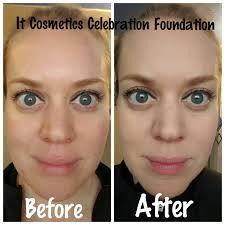 it cosmetics celebration foundation light it cosmetics celebration foundation flawless skin in 30 seconds