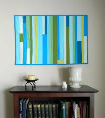 teaginny designs sea glass wall hanging