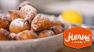 donuts hervé cuisine recette beignets facile très moelleux mardi gras