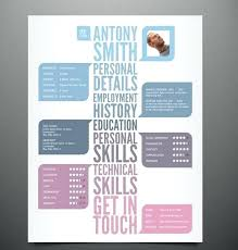 contemporary resume template free download resume contemporary resume templates free