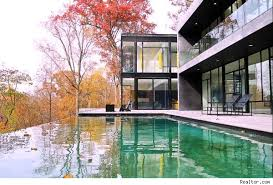 Contemporary Houses For Sale House Of The Day Maryland U0027s Woodland Contemporary Aol Finance