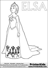 13 images printable elsa crown coloring frozen elsa