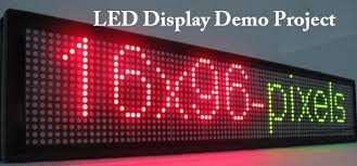 led display preview generator project nevonprojects
