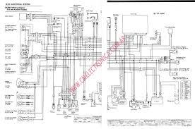kawasaki klf 300 wiring diagram kawasaki bayou 300 electrical