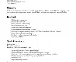 resume skills and abilities administrative assistant administrative assistant skills resume key skills for