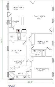 30 barndominium floor plans for different purpose barndominium