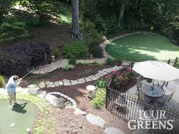 Putting Green Backyard by 46 Best Golf Images On Pinterest Backyard Ideas Backyards And