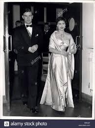 Nov 28 1957 Student Escort For Princess Margaret H R H