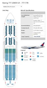 American Airlines Floor Plan Delta Airlines Aircraft Seatmaps Airline Seating Maps And Layouts