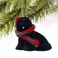 lhasa apso ornaments by yuckles