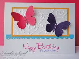 create a birthday card 2 scrap n make cards happy birthday alyssa