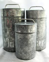 Vintage Kitchen Canisters 28 Metal Kitchen Canister Sets Kitchen Canister Set Storage