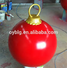 Oversized Christmas Yard Ornaments by Giant Christmas Ball Giant Christmas Ball Suppliers And