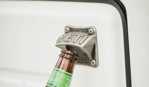bottle opener wall mount magnet amazon com yeti stainless steel wall mount bottle opener silver