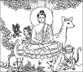 อัฏฐสัททชาดก เรื่อง เสียงสัตว์ ๘ ชนิด - นิทานชาดก - ธรรมะไทย