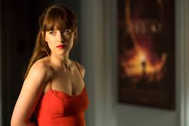 dakota johnson pubic hair dakota johnson in fifty shades is making bangs hot not cute