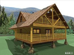 Small Economical House Plans by Cascade Handcrafted Log Homes The Slovania