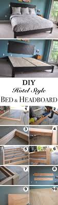 Diy Bed Frames 25 Easy Diy Bed Frame Projects To Upgrade Your Bedroom Homelovr