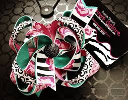 4 stacked twisted boutique hair bow creative desire s bows