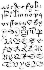 tattoo fonts tattoo font generator inspiration pinterest