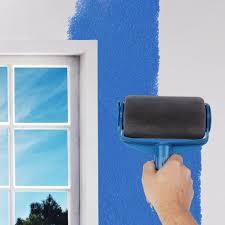 5 pcs paint roller kit pintar facil painting runner decor
