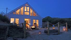 small beach house perfect holiday with beach house camber sands all about house design