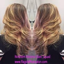 hair extensions az flagstaff hair salon northern arizona glam squad