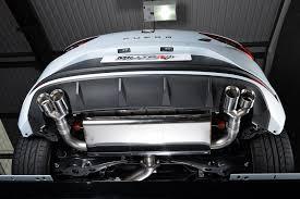 nissan 350z quad exhaust seat leon cupra 280ps exhaust