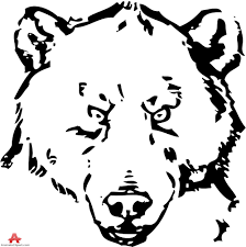 bear face cliparts free download clip art free clip art