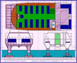 Catamaran Floor Plans by Twinfoil Catamaran Designs