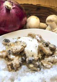 Low Carb Comfort Food Instant Pot Low Carb Beef Stroganoff U2013 Two Sleevers